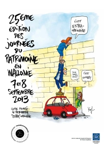 journees patrimoine 2013 affiche