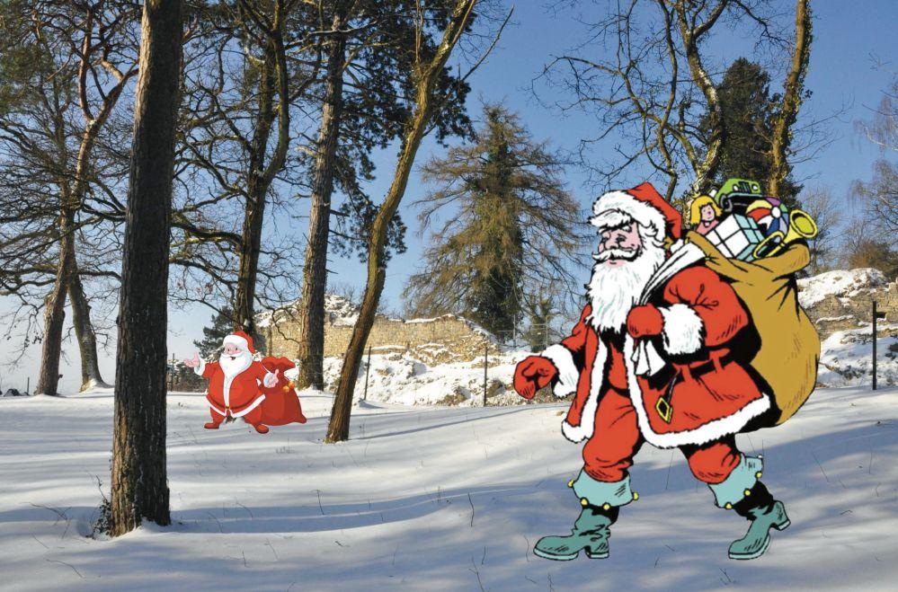 L'hyperpaysage de Poilvache bientôt à découvrir aux Marchés de Noël d'Yvoir et de Godinne